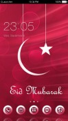 Eid Mubarak CLauncher Theme for Android Mobile Phone